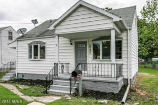 547 Woodlynn Road W, Baltimore, MD 21221 (#BC9946218) :: Pearson Smith Realty