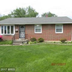 3801 Brenbrook Drive, Randallstown, MD 21133 (#BC9947333) :: Pearson Smith Realty