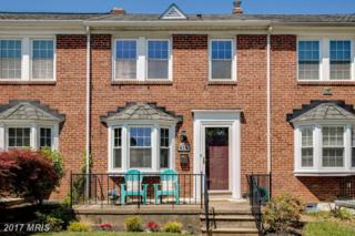 414 Overbrook Road, Baltimore, MD 21212 (#BC9952656) :: Pearson Smith Realty