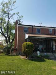 1020 Foxridge Lane, Baltimore, MD 21221 (#BC9959079) :: Pearson Smith Realty