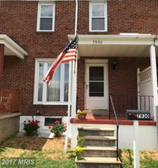 7930 Saint Gregory Drive, Baltimore, MD 21222 (#BC9960313) :: Pearson Smith Realty