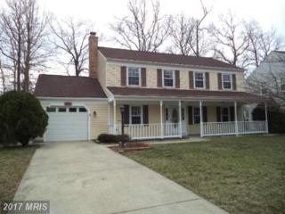 6607 Cougar Court, Waldorf, MD 20603 (#CH9854255) :: LoCoMusings