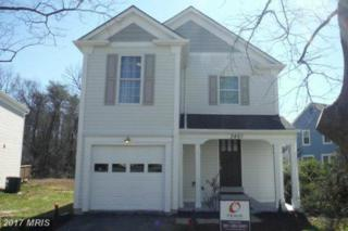 3461-D Orchid Place, Waldorf, MD 20602 (#CH9894771) :: LoCoMusings