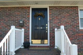 318 Greenridge Road, Federalsburg, MD 21632 (#CM9885366) :: LoCoMusings