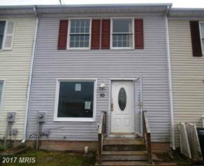 10 Courtland Street, Taneytown, MD 21787 (#CR9931072) :: Pearson Smith Realty
