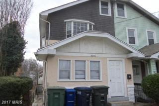 3050 Thayer Street NE, Washington, DC 20018 (#DC9858788) :: Pearson Smith Realty