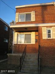 722 Oglethorpe Street NE, Washington, DC 20011 (#DC9866343) :: LoCoMusings