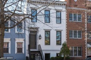 1334 5TH Street NW, Washington, DC 20001 (#DC9869321) :: LoCoMusings