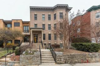 1323 Clifton Street NW #3, Washington, DC 20009 (#DC9892230) :: LoCoMusings
