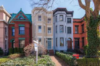 127 12TH Street NE, Washington, DC 20002 (#DC9896869) :: Robyn Burdett Real Estate Group