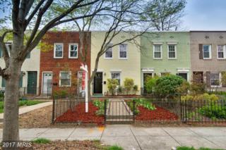 415 17TH Street SE, Washington, DC 20003 (#DC9901655) :: Robyn Burdett Real Estate Group