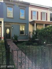 825 9TH Street NE, Washington, DC 20002 (#DC9915515) :: A-K Real Estate