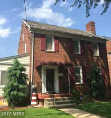 1343 Somerset Place NW, Washington, DC 20011 (#DC9935473) :: Pearson Smith Realty
