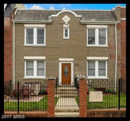 1609 Isherwood Street NE #1, Washington, DC 20002 (#DC9935876) :: Pearson Smith Realty