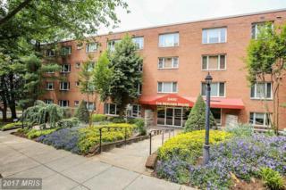 2400 41ST Street NW #208, Washington, DC 20007 (#DC9940495) :: Pearson Smith Realty