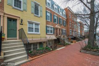 1617 Corcoran Street NW A, Washington, DC 20009 (#DC9940509) :: Pearson Smith Realty