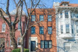 1415 T Street NW #202, Washington, DC 20009 (#DC9943867) :: Pearson Smith Realty