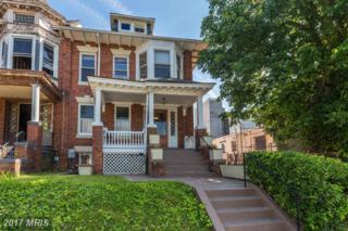 1364 Oak Street NW, Washington, DC 20010 (#DC9951659) :: Eng Garcia Grant & Co.