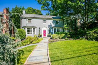 1712 Crestwood Drive NW, Washington, DC 20011 (#DC9952300) :: Pearson Smith Realty