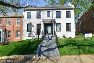 2621 39TH Street NW #202, Washington, DC 20007 (#DC9952745) :: Pearson Smith Realty