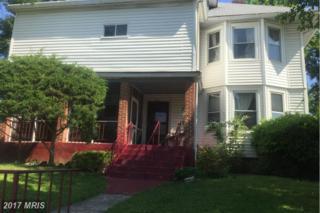 841 Rittenhouse Street NW, Washington, DC 20011 (#DC9953338) :: Pearson Smith Realty