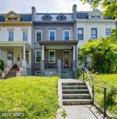 3525 Holmead Place NW, Washington, DC 20010 (#DC9953397) :: Pearson Smith Realty