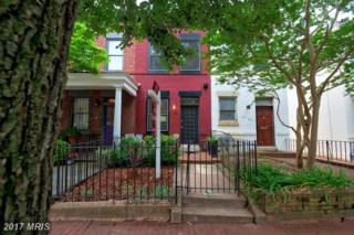 1243 Walter Street SE, Washington, DC 20003 (#DC9956707) :: A-K Real Estate