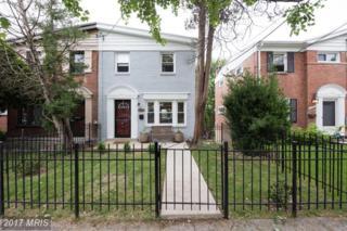 6128 1ST Place NE, Washington, DC 20011 (#DC9956974) :: A-K Real Estate