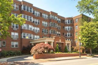 2500 Q Street NW #526, Washington, DC 20007 (#DC9958405) :: Pearson Smith Realty