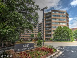 4101 Cathedral Avenue NW #817, Washington, DC 20016 (#DC9960306) :: Pearson Smith Realty