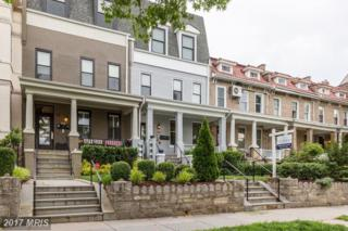 1221 Kenyon Street NW #1, Washington, DC 20010 (#DC9960474) :: Arlington Realty, Inc.