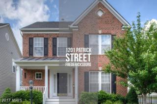1201 Patrick Street, Fredericksburg, VA 22401 (#FB9952939) :: Pearson Smith Realty