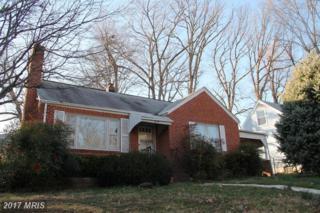 3718 Hill Street, Fairfax, VA 22030 (#FC9889368) :: LoCoMusings