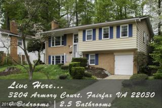 3204 Armory Court, Fairfax, VA 22030 (#FC9929576) :: Pearson Smith Realty