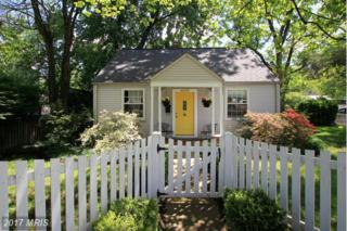 4009 Chestnut Street, Fairfax, VA 22030 (#FC9935314) :: Pearson Smith Realty