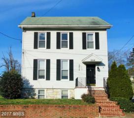 224 Broad Street S, Waynesboro, PA 17268 (#FL9872707) :: LoCoMusings