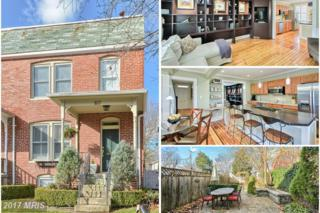 817 Motter Avenue, Frederick, MD 21701 (#FR9857130) :: Pearson Smith Realty