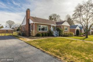 612 Grant Place, Frederick, MD 21702 (#FR9857875) :: Pearson Smith Realty