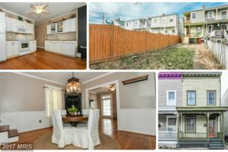 208 5TH Street, Frederick, MD 21701 (#FR9870425) :: Pearson Smith Realty