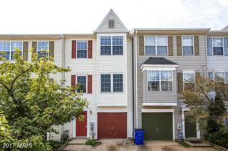 1326 Hampshire Drive 7C, Frederick, MD 21702 (#FR9887401) :: LoCoMusings