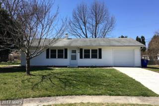 302 Manor Court, Frederick, MD 21701 (#FR9896318) :: LoCoMusings