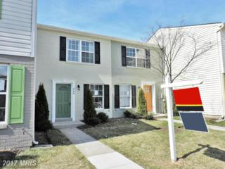 556 Lancaster Place, Frederick, MD 21703 (#FR9898666) :: Pearson Smith Realty