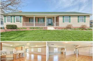 117 Bennett Drive, Thurmont, MD 21788 (#FR9905118) :: Pearson Smith Realty