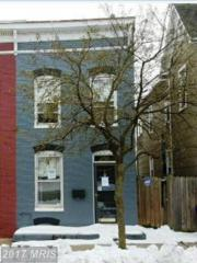 220 5TH Street, Frederick, MD 21701 (#FR9921952) :: LoCoMusings