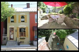 204 South Street, Frederick, MD 21701 (#FR9935771) :: Pearson Smith Realty