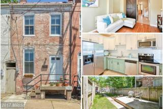 19 West 5Th Street, Frederick, MD 21701 (#FR9943439) :: Pearson Smith Realty