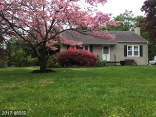8515 Rocky Springs Road, Frederick, MD 21702 (#FR9953922) :: Pearson Smith Realty