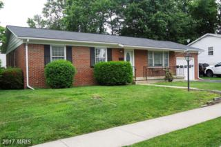 1401 Taney Avenue, Frederick, MD 21702 (#FR9957734) :: ExecuHome Realty