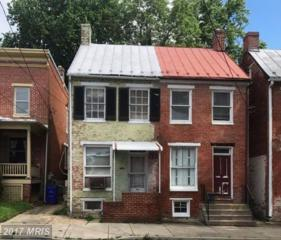 147 W South Street, Frederick, MD 21701 (#FR9959670) :: Pearson Smith Realty