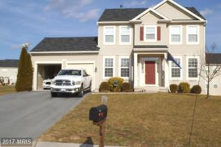 109 Worthington Court, Stephens City, VA 22655 (#FV9842576) :: Pearson Smith Realty